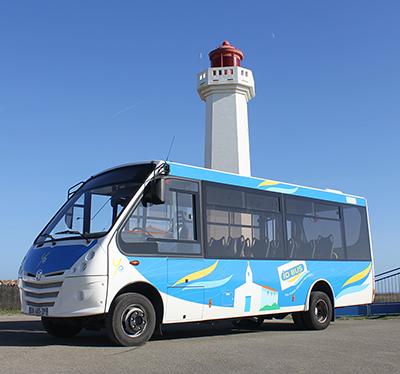 Id Bus - mairie - L'Ile d'Yeu