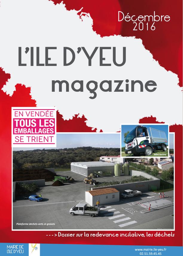 Couverture - mairie - L'Ile d'Yeu