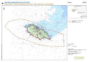 Natura 2000 - Plateau rocheux - mairie - L'Ile d'Yeu