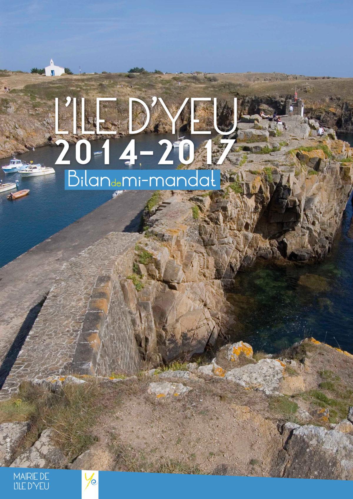 Bulletin mi-mandat - mairie - L'Ile d'Yeu