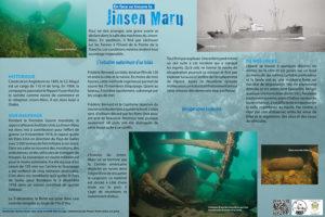 Jinsen Marü - mairie - L'Ile d'Yeu