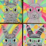 exemple lapin funky